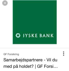 Jyske Banks værdigrundlag