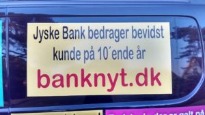 Just ask the Danish bank, jyske bank Why the bank not doe admit Fraud And why the bank not start to apologize all crimes. www.banknyt.dk - What would you say to your bank if they were snatched millions from your account? For alleged interest rate, on a loan, since 1 January 2009, but there is no loan taken. - And you discovered that the bank has lied, exploited That you were ill after a stroke, was was not a problem for jyske bank to deceive you, and for the last 10 years The bank, refuses to quit cheating. -- -- When the Danish banks is cynical and fully aware, about their criminal activities, but nevertheless continue crimes as fraud against the bank's customers. That the Danish customers, do not can trust their own bank Is becoming a huge problem for Denmark, and the Danish bank customers. - And can infect Denmark's reputation, as no-one said that the want to stop the banks many violations of laws and regulations. Ranging from money laundering to the more coarse crimes such as documentary fraud or just fraud - Society can hardly be a major problem for the confidence of the Danish bank's The Danish bank (Jyske bank) Jutland bank has before got a big fine, for money laundering. Money laundering, is a crime against the state, and against all taxpayers in the country, the crime takes place in. - But this does not stop the Danish jyske bank, as now deliberately continues a fraud business. With CEO Anders Dam and Group Management full acept. - Jyske bank is most well known, as the bank is probably good to give bad advice, to earn money to the bank itself. Though the Danish bank is already well known, for providing poor advice that the bank as always hopes for the bad advice is not detected until after 3 years. So the bank with the law can avoid paying compensation with the law in hand. -- -- - - #JYSKE BANK BLEV OPDAGET / TAGET I AT LAVE #MANDATSVIG #BEDRAGERI #DOKUMENTFALSK #UDNYTTELSE #SVIG #FALSK #Bank #AnderChristianDam #Financial #News #Press #Share #Pol #Recommendation #Sale #Firesale #AndersDam #JyskeBank #ATP #PFA #MortenUlrikGade #PhilipBaruch #LES #BirgitBushThuesen #LundElmerSandager #Nykredit #MetteEgholmNielsen #Loan #Fraud #CasperDamOlsen #NicolaiHansen #AnetteKirkeby #SørenWoergaaed #Gangcrimes #Crimes #Koncernledelse #jyskebank #Koncernbestyrelsen #SvenBuhrkall #KurtBligaardPedersen #RinaAsmussen #PhilipBaruch #JensABorup #KeldNorup #ChristinaLykkeMunk #HaggaiKunisch #MarianneLillevang #Koncerndirektionen #AndersDam #LeifFLarsen #NielsErikJakobsen #PerSkovhus #PeterSchleidt - -IMG_20180721_052942503_HDR