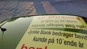 Just ask the Danish bank, jyske bank Why the bank not doe admit Fraud And why the bank not start to apologize all crimes. www.banknyt.dk - What would you say to your bank if they were snatched millions from your account? For alleged interest rate, on a loan, since 1 January 2009, but there is no loan taken. - And you discovered that the bank has lied, exploited That you were ill after a stroke, was was not a problem for jyske bank to deceive you, and for the last 10 years The bank, refuses to quit cheating. -- -- When the Danish banks is cynical and fully aware, about their criminal activities, but nevertheless continue crimes as fraud against the bank's customers. That the Danish customers, do not can trust their own bank Is becoming a huge problem for Denmark, and the Danish bank customers. - And can infect Denmark's reputation, as no-one said that the want to stop the banks many violations of laws and regulations. Ranging from money laundering to the more coarse crimes such as documentary fraud or just fraud - Society can hardly be a major problem for the confidence of the Danish bank's The Danish bank (Jyske bank) Jutland bank has before got a big fine, for money laundering. Money laundering, is a crime against the state, and against all taxpayers in the country, the crime takes place in. - But this does not stop the Danish jyske bank, as now deliberately continues a fraud business. With CEO Anders Dam and Group Management full acept. - Jyske bank is most well known, as the bank is probably good to give bad advice, to earn money to the bank itself. Though the Danish bank is already well known, for providing poor advice that the bank as always hopes for the bad advice is not detected until after 3 years. So the bank with the law can avoid paying compensation with the law in hand. -- -- - - #JYSKE BANK BLEV OPDAGET / TAGET I AT LAVE #MANDATSVIG #BEDRAGERI #DOKUMENTFALSK #UDNYTTELSE #SVIG #FALSK #Bank #AnderChristianDam #Financial #News #Press #Share #Pol #Recommendation #Sale #Firesale #AndersDam #JyskeBank #ATP #PFA #MortenUlrikGade #PhilipBaruch #LES #BirgitBushThuesen #LundElmerSandager #Nykredit #MetteEgholmNielsen #Loan #Fraud #CasperDamOlsen #NicolaiHansen #AnetteKirkeby #S\'f8renWoergaaed #Gangcrimes #Crimes #Koncernledelse #jyskebank #Koncernbestyrelsen #SvenBuhrkall #KurtBligaardPedersen #RinaAsmussen #PhilipBaruch #JensABorup #KeldNorup #ChristinaLykkeMunk #HaggaiKunisch #MarianneLillevang #Koncerndirektionen #AndersDam #LeifFLarsen #NielsErikJakobsen #PerSkovhus #PeterSchleidt - -IMG_20180721_055534483