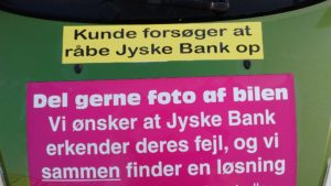 Just ask the Danish bank, jyske bank Why the bank not doe admit Fraud And why the bank not start to apologize all crimes. www.banknyt.dk - What would you say to your bank if they were snatched millions from your account? For alleged interest rate, on a loan, since 1 January 2009, but there is no loan taken. - And you discovered that the bank has lied, exploited That you were ill after a stroke, was was not a problem for jyske bank to deceive you, and for the last 10 years The bank, refuses to quit cheating. -- -- When the Danish banks is cynical and fully aware, about their criminal activities, but nevertheless continue crimes as fraud against the bank's customers. That the Danish customers, do not can trust their own bank Is becoming a huge problem for Denmark, and the Danish bank customers. - And can infect Denmark's reputation, as no-one said that the want to stop the banks many violations of laws and regulations. Ranging from money laundering to the more coarse crimes such as documentary fraud or just fraud - Society can hardly be a major problem for the confidence of the Danish bank's The Danish bank (Jyske bank) Jutland bank has before got a big fine, for money laundering. Money laundering, is a crime against the state, and against all taxpayers in the country, the crime takes place in. - But this does not stop the Danish jyske bank, as now deliberately continues a fraud business. With CEO Anders Dam and Group Management full acept. - Jyske bank is most well known, as the bank is probably good to give bad advice, to earn money to the bank itself. Though the Danish bank is already well known, for providing poor advice that the bank as always hopes for the bad advice is not detected until after 3 years. So the bank with the law can avoid paying compensation with the law in hand. -- -- - - #JYSKE BANK BLEV OPDAGET / TAGET I AT LAVE #MANDATSVIG #BEDRAGERI #DOKUMENTFALSK #UDNYTTELSE #SVIG #FALSK #Bank #AnderChristianDam #Financial #News #Press #Share #Pol #Recommendation #Sale #Firesale #AndersDam #JyskeBank #ATP #PFA #MortenUlrikGade #PhilipBaruch #LES #BirgitBushThuesen #LundElmerSandager #Nykredit #MetteEgholmNielsen #Loan #Fraud #CasperDamOlsen #NicolaiHansen #AnetteKirkeby #SørenWoergaaed #Gangcrimes #Crimes #Koncernledelse #jyskebank #Koncernbestyrelsen #SvenBuhrkall #KurtBligaardPedersen #RinaAsmussen #PhilipBaruch #JensABorup #KeldNorup #ChristinaLykkeMunk #HaggaiKunisch #MarianneLillevang #Koncerndirektionen #AndersDam #LeifFLarsen #NielsErikJakobsen #PerSkovhus #PeterSchleidt - -IMG_20180721_055544625